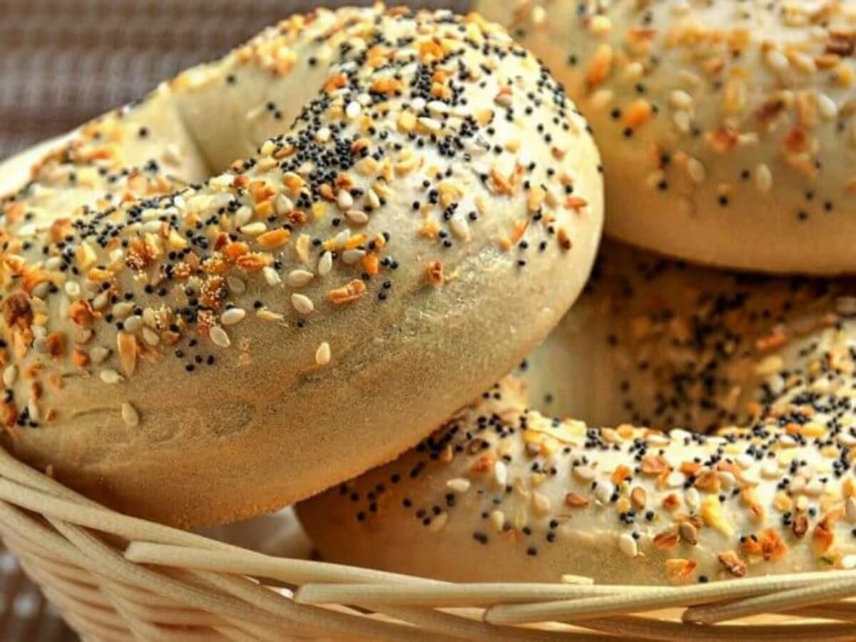 A Basket of Bagels
